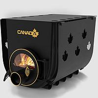 Булер'ян Canada «О3» з варильної поверхнею зі склом і захисним кожухом обігрів до 875 кубів