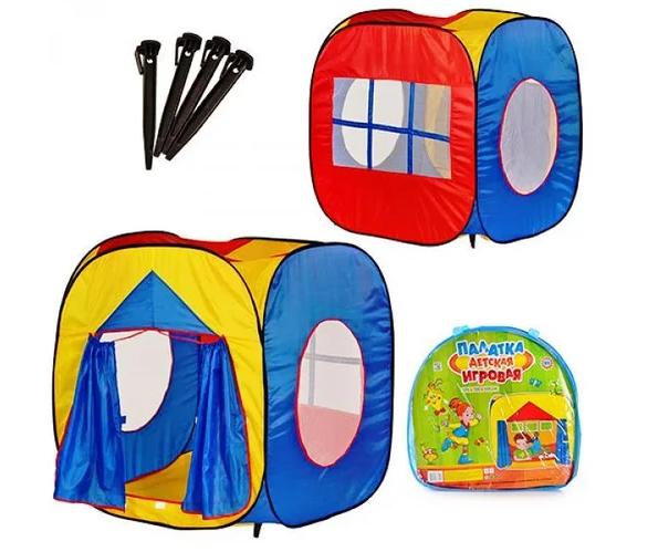 Дитячий намет М 0507, ігровий намет для дітей , 105 х 105 х 100 см