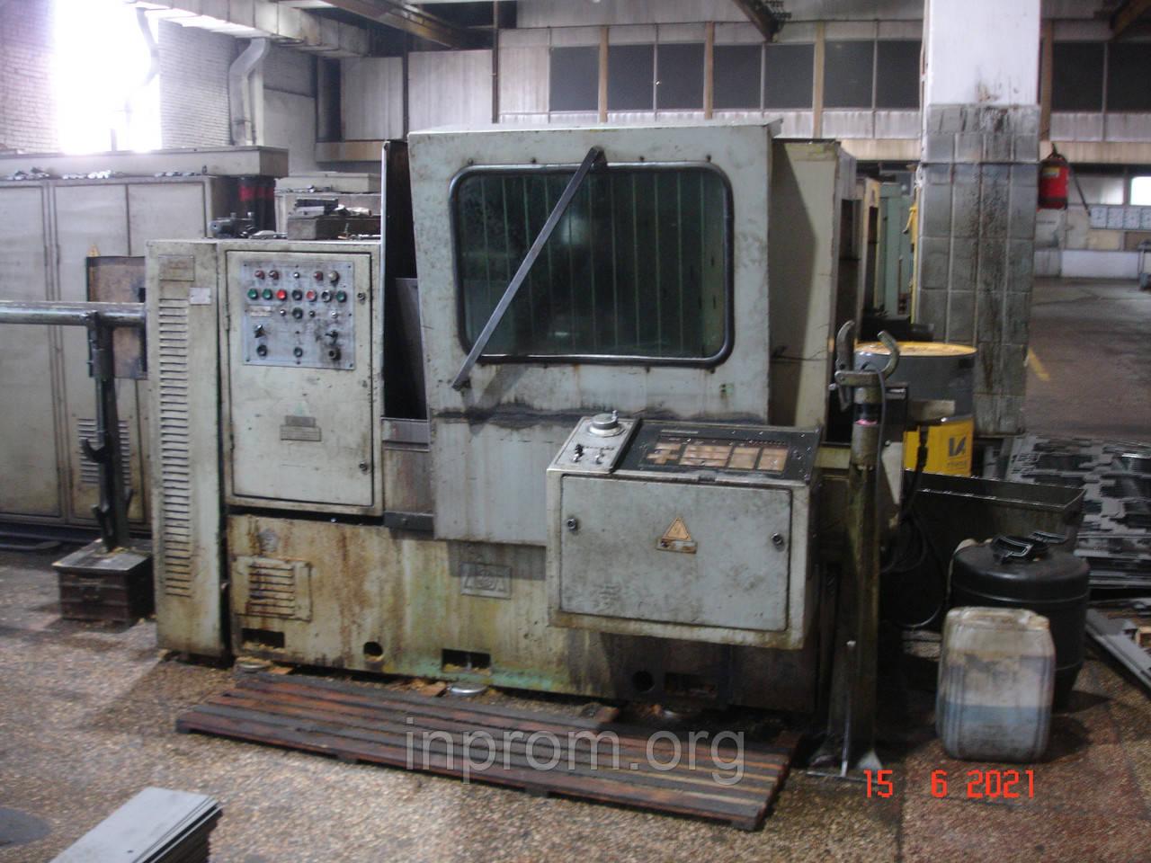 Токарный автомат 1В340Ф30 с ЧПУ