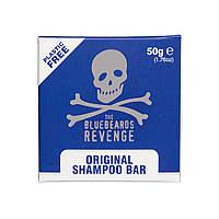 Твёрдый шампунь для волос The Bluebeards Revenge Shampoo Original 50г