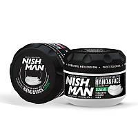 Крем для рук і обличчя Nishman Hand & Face Cream Classic 300мл