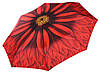 Женский зонтик цветок Три Слона ( полный автомат ) арт.L3880-25