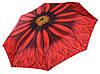 Жіночий зонт квітка  Три Слона ( повний автомат ) арт.L3880-25