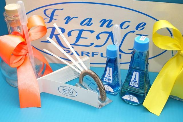 Духи известной французской марки Reni.