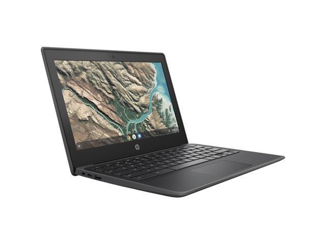 """HP Chromebook 11 G8 EE 11.6"""" Touchscreen Rugged Chromebook - HD - 1366 x 768 - Intel Celeron N4020 Dual-core"""