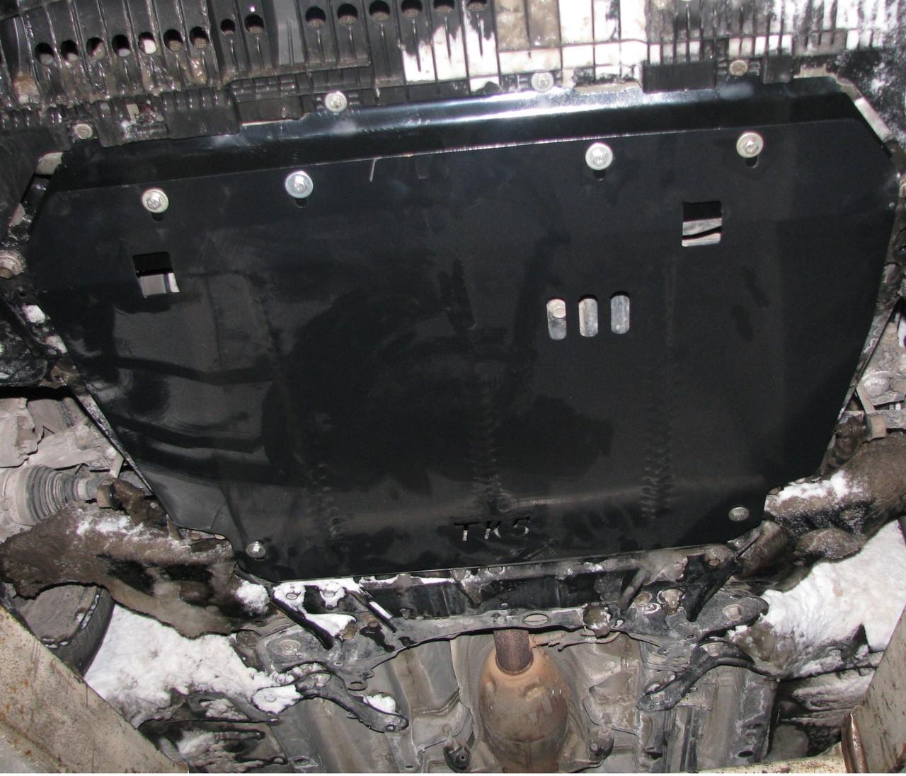 Захист двигуна Toyota COROLLA X-XI 2006- МКПП/АКПП Всі двигуни окрім 1.3, 1.8 АКПП (двигун+КПП)