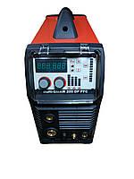 Многофункциональный полуавтомат СПИКА Multi-GMAW 200 DP PFC