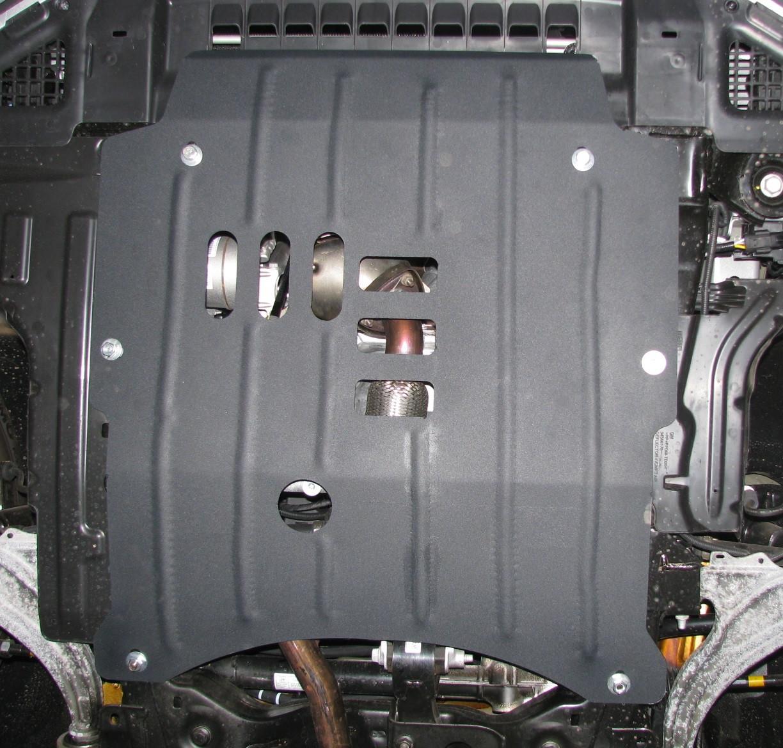 Захист двигуна Chevrolet CRUZE 2008- (двигун+КПП)