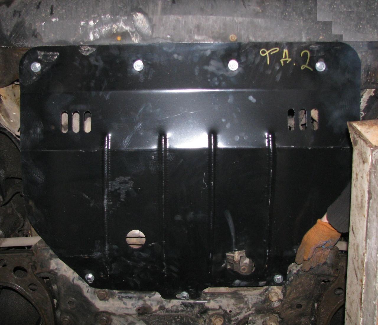Захист двигуна Citroen JUMPER 1995-2006 МКПП/АКПП Всі двигуни окрім 2.5D (двигун+КПП)