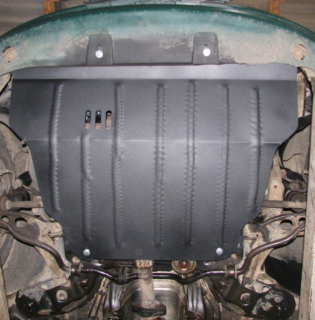 Захист двигуна Fiat PUNTO 2, Тип 188 1999-2003 МКПП Всі двигуни (двигун+КПП)