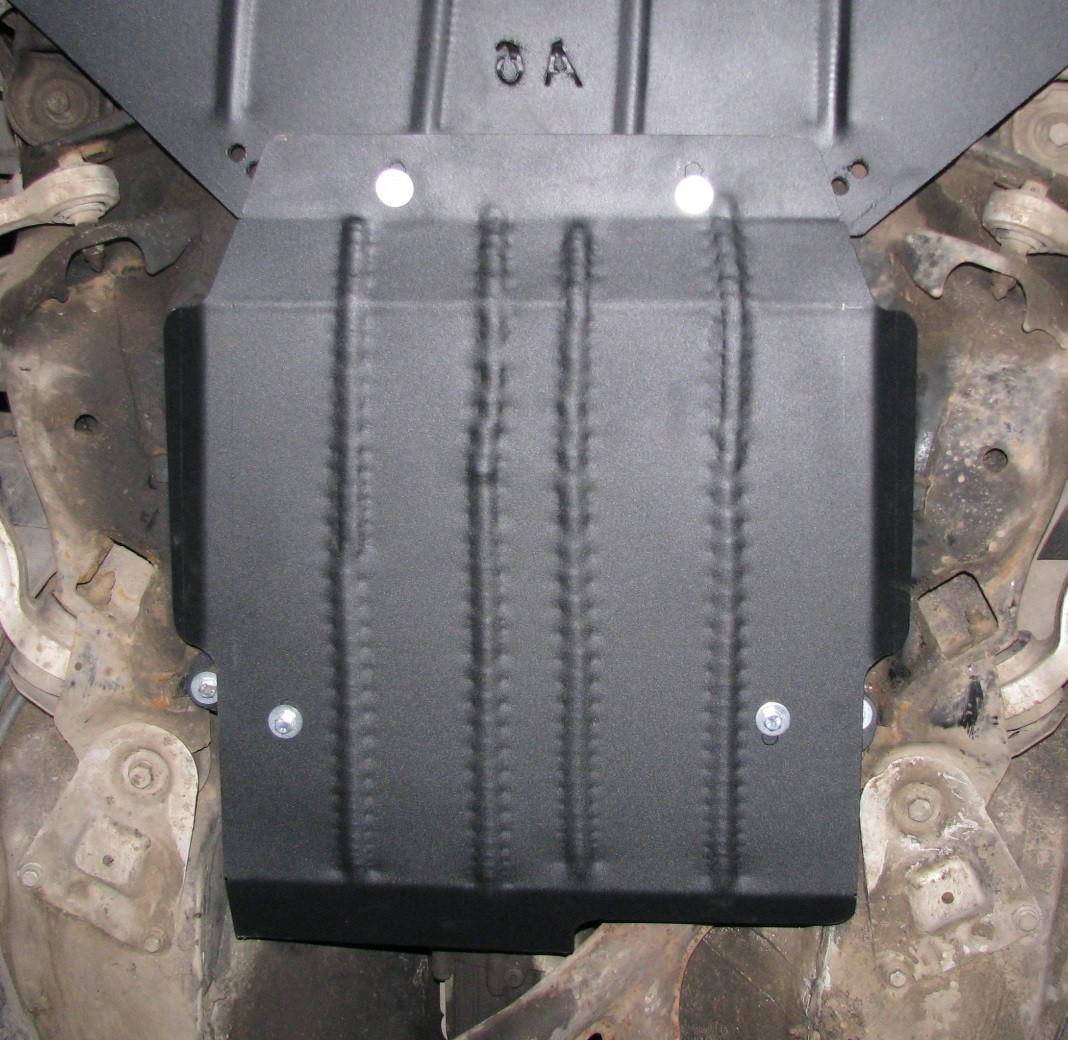 Защита коробки AUDI A6 C5 (1997 - 2004) 1.8, 2.4, 2.8, 1.8T, 1.9D, 2.5D