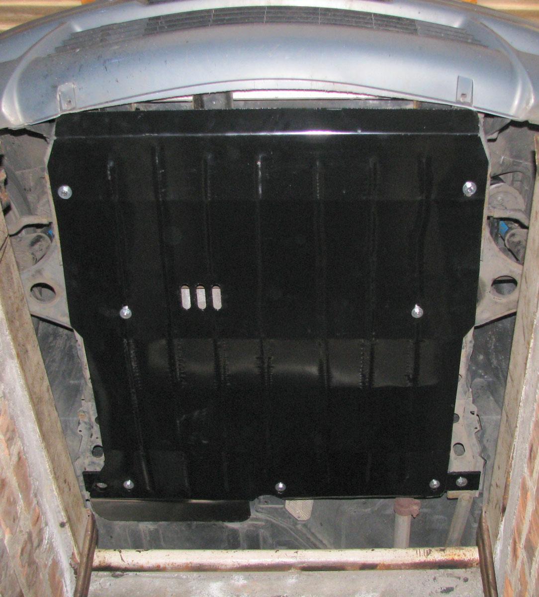 Защита MERCEDES-BENZ VANEO W414 (2001 - 2005) Все Объёмы