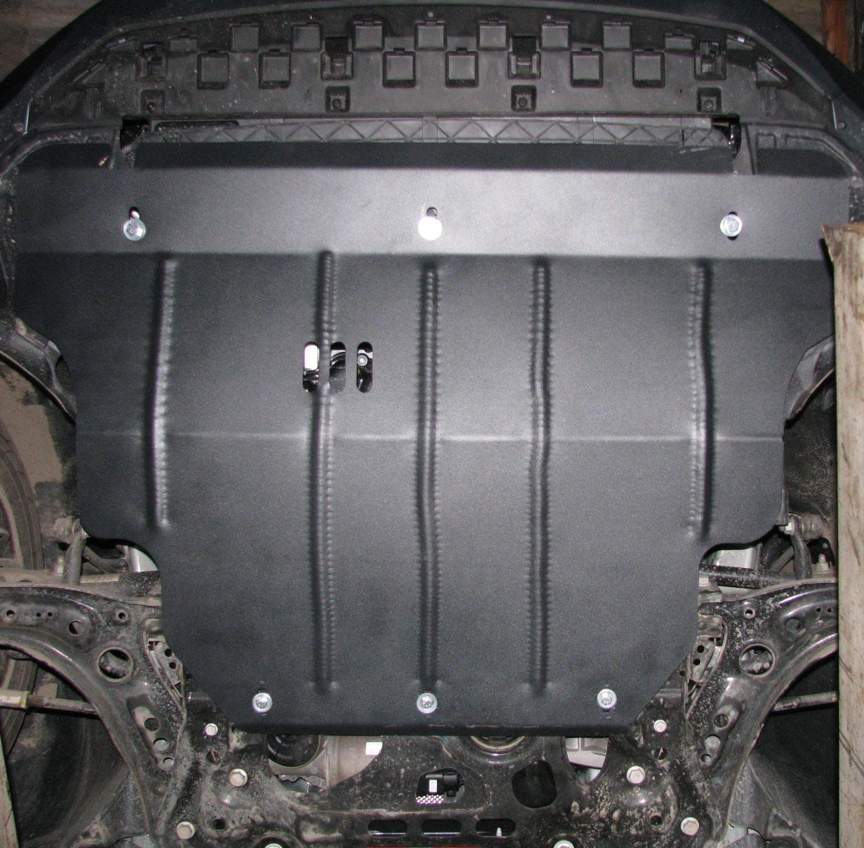 Захист Skodda Octavia A7 (з 2013 -) 1.6 \ 2.0 D