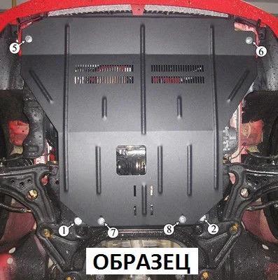Защита Fiat 500X (с 2014 --)
