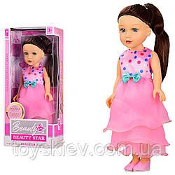 """Лялька """"Beauty Star"""" PL519-1804B (12шт 2) озвуч.укр.яз., лялька 45 см, в коробці 22*12*50 см"""