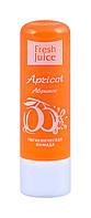Гигиеническая помада Fresh Juice Apricot (Абрикос) - 3,6 г.