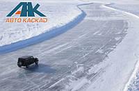 Вчені створили асфальт, захищений від утворення льоду