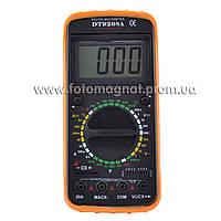 Тестер 9208 А(тестер мультиметр)