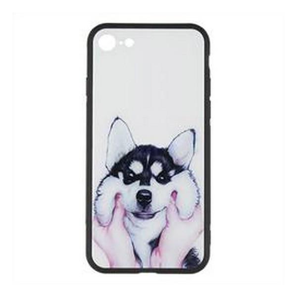Накладка для iPhone 6 Plus/6s Plus iPaky Print Series Cheerful Dog