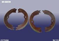 Колодки ручного тормоза chery beat чери бит M11-3502210