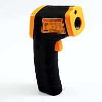 Инфракрасный термомерт  AR-320 (2 режима:измерение температуры тела и промышленный)  *1409