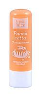 Гигиеническая помада Fresh Juice Panna Cotta (Панна Котта) - 3,6 г.