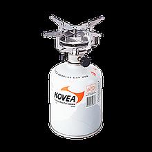 Газовая плитка Kovea Hiker KB-0408 с пьезоподжигом, от резьбового баллона