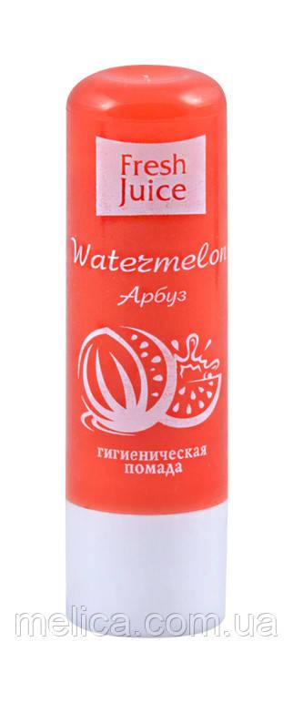 Гигиеническая помада Fresh Juice Watermelon (Арбуз) - 3,6 г.