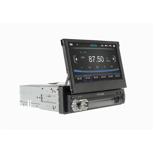 Автомагнитола CYCLONE MP-7054 (Bluetooth, USB, SD, дисплей 7*, 2DIN, +пульт, mp5)