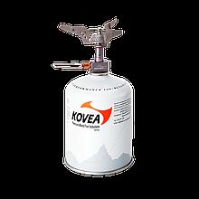 Легкая газовая горелка Kovea Supalite Titanium KB-0707 из прочного титана от резьбового баллона
