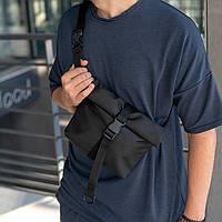 Мужская сумка роллтоп через плечо GUDINI