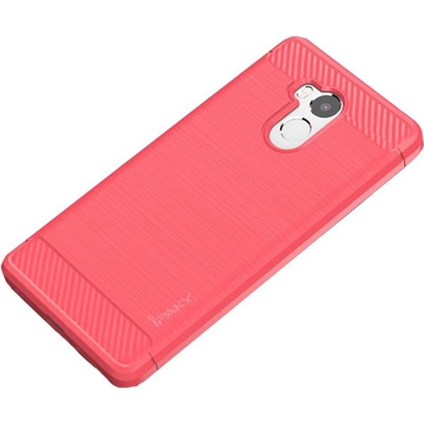Чохол-накладка Ipaky TPU Slim Xiaomi Redmi 4 Red (bz_F_51096)