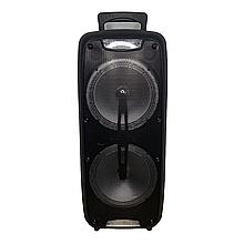 Потужна портативна акустика /колонка 1200W Bluetooth KIMISO QS-220\2 + мікрофон