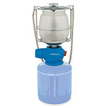 Легкая и компактная газовая лампа подвесная Campingaz Lumostar+ PZ/CMZ503 с пьезоподжигом