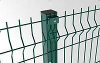 Столб для крепления секционных ограждений 2,2 м