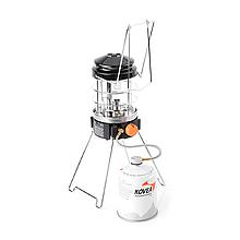 Газовая лампа туристическая Kovea 250 Liquid KL-2901 с пьезоподжигом