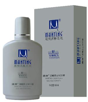 Крем-молочко для лица и тела Мантинг, угрей Вековой Восток