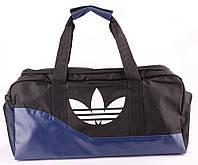 Сумка спортивная Adidas цвет синий 50х24х22 SOR