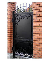 Кованая металлическая дверь Херсон, заказ, продажа