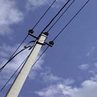 Железобетонная опора (ЖБ) для линий электропередачи (ЛЭП) 0,4-10 кВ  СВ 105-3,6