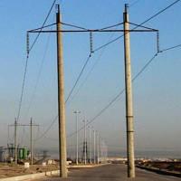 Центрифугированная опора  для линий электропередачи (ЛЭП) 0,4-35 кВ  СК 105-5