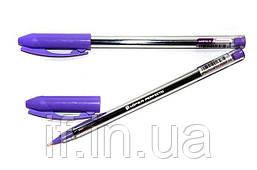 Ручка масляна Hiper Perfecto HO-520 фіолетова 50/2000шт/ уп ш.к.8907016020270