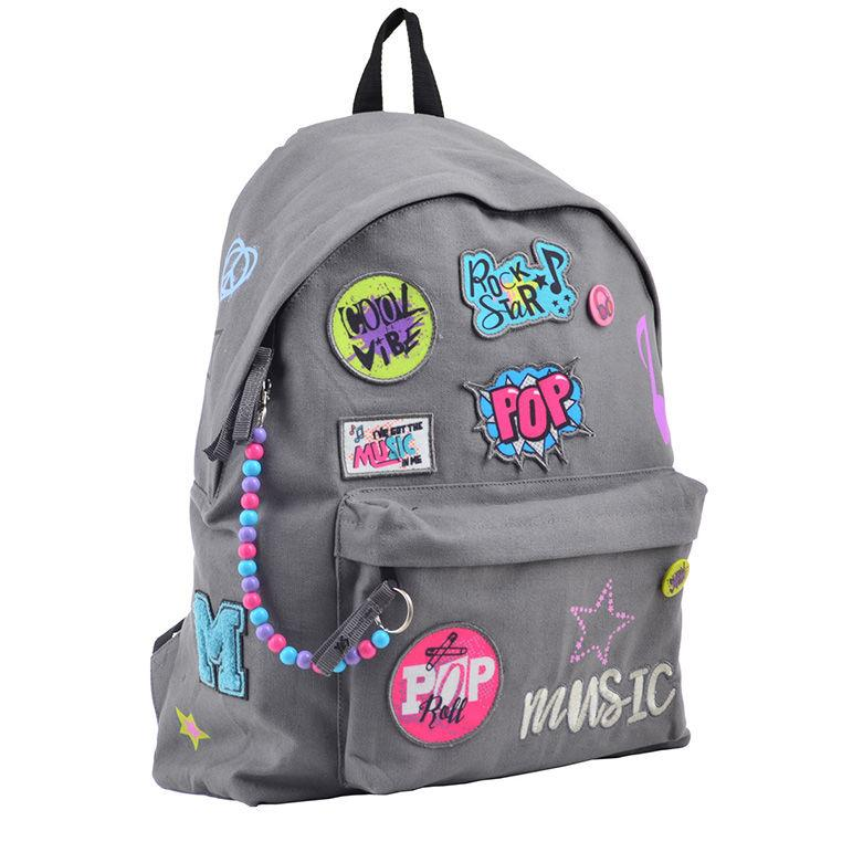 Рюкзак (ранець) шкільний 1 Вересня Yes 555546 Rock Star ST-32 40,5*31,5*14см