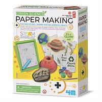 Набір для творчості Переробка паперу 4M (00-03439)