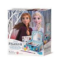 Декоруй скриньку Холодне серце 2 Disney 4M (00-06201)