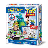 Набір для виготовлення магнітів з гіпсу Історія іграшок Disney 4M (00-06219)