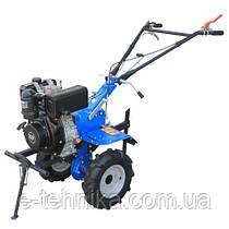 Мотоблок Кентавр МБ2060Д (колеса 4.00-8)