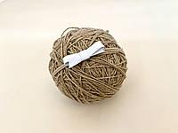 Пов'язка one size з шкіряним бантиком, білий