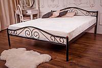Двуспальная кованая кровать Херсон - заказ, продажа, доставка