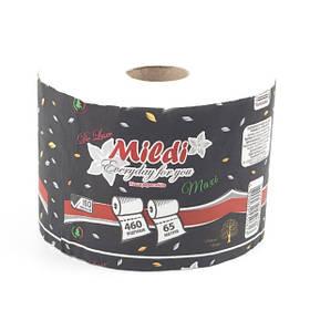 """Туалетний папір """"MILDI"""" Maxi"""" 65 метрів, 460 відривів"""